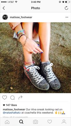 """""""Alva"""" Instagram feature"""
